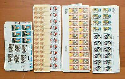 Mint NH US Discount Postage Sheets With Face Value of $101.40 Starting 50%