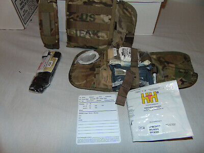 US MILITARY ISSUE Ifak Ii First Aid Kit With Tourniquet