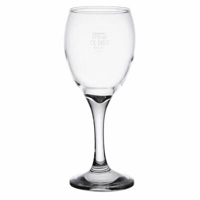 Arcoroc Seattle Nucleated Wine Glasses 8.5oz / 240ml Pack Quantity - 36