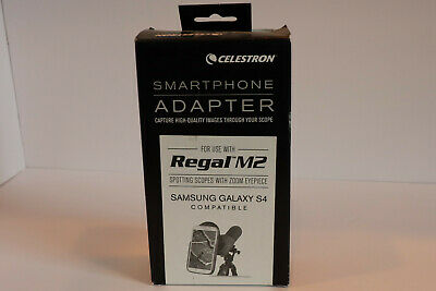 Celestron Smartphone Adapter for Regal M2 and iPhone S4 81042