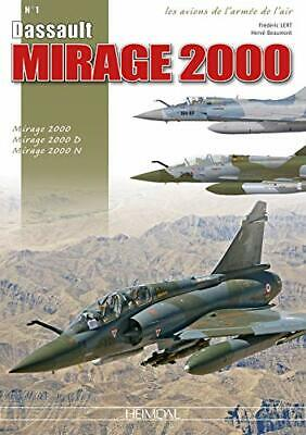 DASSAULT MIRAGE 2000 (FRENCH EDITION) By Frederic Lert - Hardcover **BRAND NEW**
