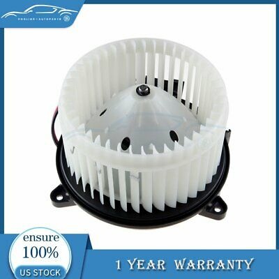 Replacement HVAC Heater Blower Motor W/Fan Front for Buick/Chevrolet 13263279