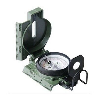 Cammenga Tritium Lensatic Military Magnetic Compass 3H Carrying Pouch Olive Drab