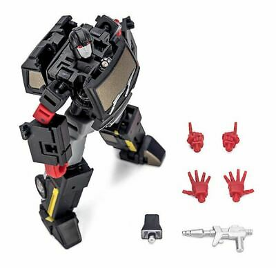 NewAge Toys Transformers The Legendary Heroes NA H07B Riddick Figure In Stock