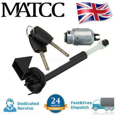 BONNET RELEASE LOCK LATCH CATCH COMPLETE For FORD FOCUS MK2 04-12 C MAX KUGA