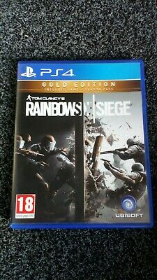 RAINBOW SIX SIEGE Gold Golden Valkyrie Chibi *Boxed New