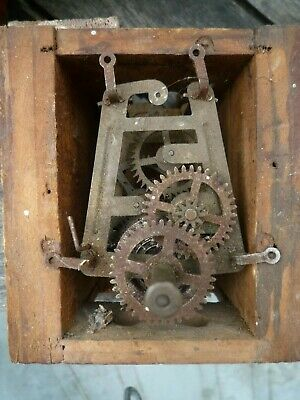 Cuckoo clock works, for spares or repair