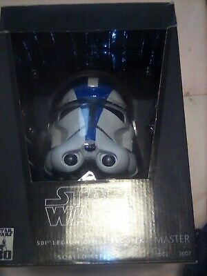 Star Wars Master replicas 501st legion clonetrooper  helmet 0.45 scaled