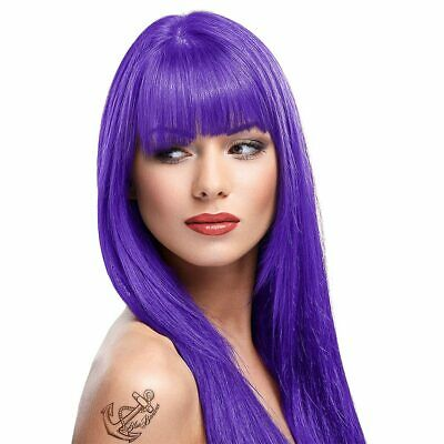 La Riche Directions Violet Vivid Colour Semi-Permanent Hair Dye 88ml