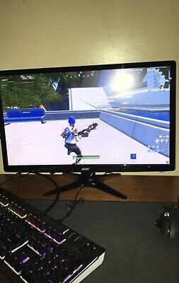 "Acer GN246HL 24"" 3D 144hz Refresh Rate LED LCD GAMING MONITOR"