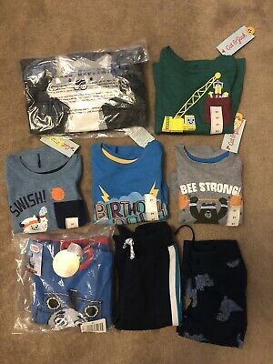 Toddler Boys Size 2T, 24 Months Clothes Lot - Gap, Gymboree, Target NEW