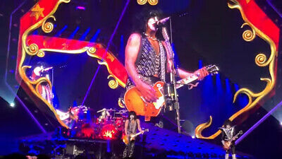 KISS  DVD Live August 6, 2019 at BB&T Center in Sunrise, FL END OF THE ROAD Tour