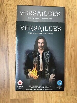 VERSAILLES COMPLETE SERIES 1 DVD First Season - New/ Sealed