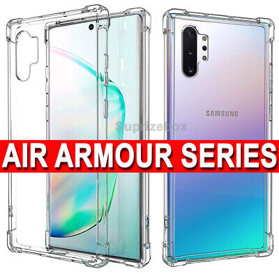 Case For Samsung Galaxy Note 10 Plus 5G Ultra Slim Clear Shockproof TOUGH Cover