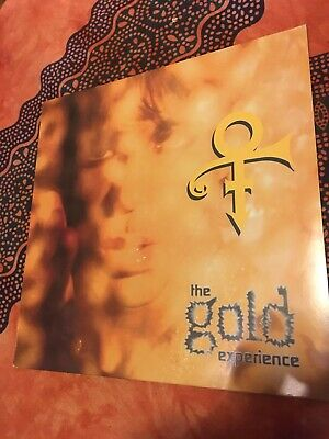 The Artist (Formerly Known As Prince) - The Gold Experience (2xLP, Album)