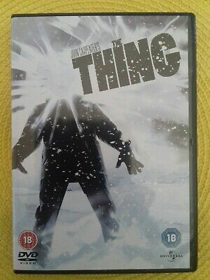 the thing - ( dvd - 2011 ) - john carpenter -