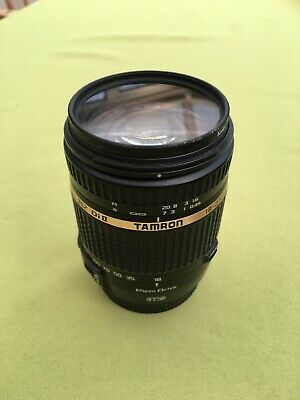 Tamron LD 18-270mm f/3.5-6.3 AF LD Di-II PZD Aspherical VC IF Lens for CANON