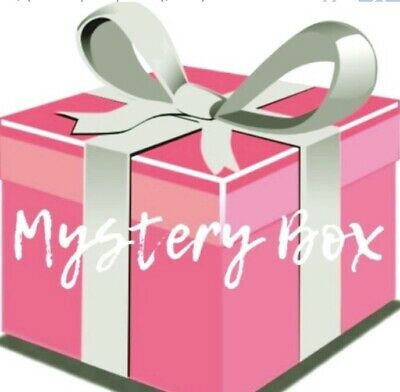 Kids - Girls- Mystery Box Gadgets/games/DVD's/books/surprise/fun - Only £10