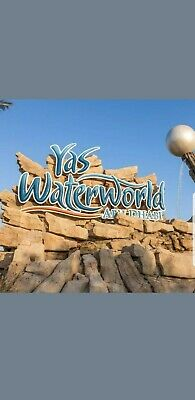 Yas Waterworld BOGOF - Entertainer Abu Dhabi / Dubai 2019 E Voucher