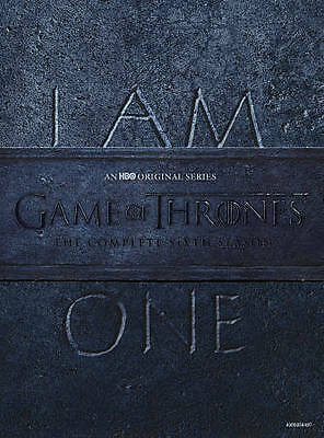 Game of Thrones: The Complete Sixth Season DVD, Various, Various