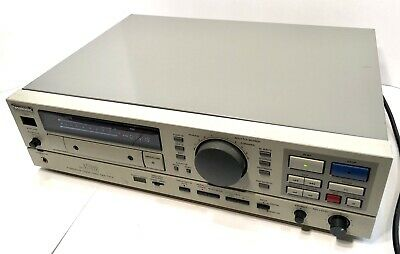 Panasonic SV-3700 Professional Digital  DAT Recorder Working Condition Low Hours