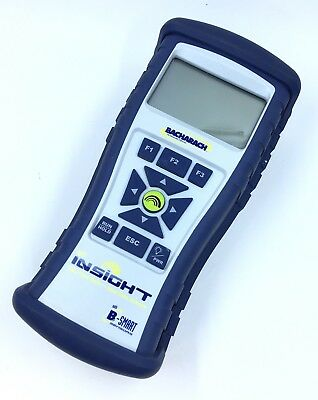 BACHARACH 24-9460 FYRITE Insight COMBUSTION GAS ANALYZER, F194