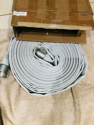 "Forest Lite Forestry Hose 1 1/2"" x 100' New Free Shipping"