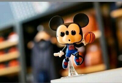 Disney Nba Experience Mickey Mouse Funko Pop