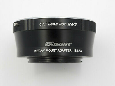 Adapter Contax/Yashica Lens for Micro 4/3 Kecay. Used