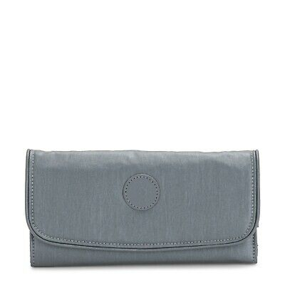 BNWT Kipling nimmi Large Purse//Wallet Eclipse Blue RRP £ 55