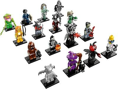 Lego Collectible Series 14 Minifigures Complete Set of 16! 71010!