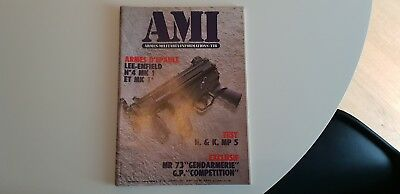 AMI Magazine international des Armes Militaria 01/81 Janvier 1981 n°16