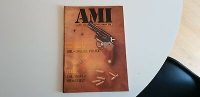 AMI Magazine international des Armes Militaria 05/81 Mai 1981 n°20
