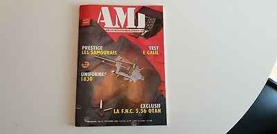 AMI Magazine international des Armes Militaria 10/80 octobre 1980  n°13