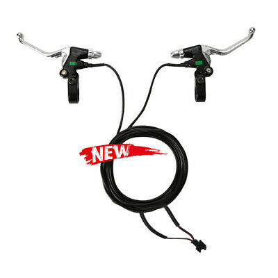 Handle Lever Wuxing Aluminum Parking Function Hand Brake Lever Ebike Parts