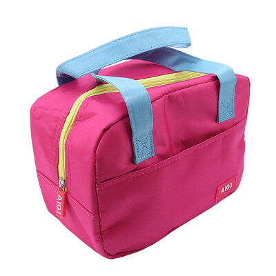 Childrens Kids Adult Lunch Bags Insulated Cool Bag Picnic Bags School MA