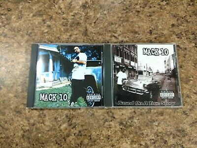 Mack 10 CD Lot of 2