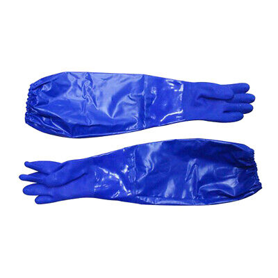 Antiskid Thickened Fishing Gloves Long Waterproof for Fishery