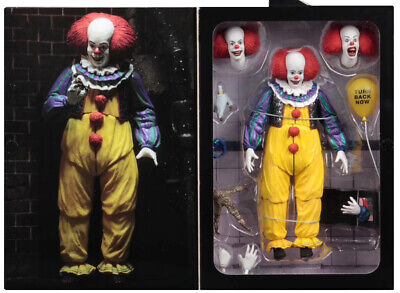 IT (1990) Ultimate Pennywise v.2 Action Figure NECA