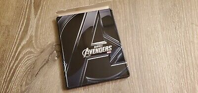 Marvel's Avengers Metal Case/Steelbook w 4K+ Bluray+ ULTRA RARE BONUS DISC!