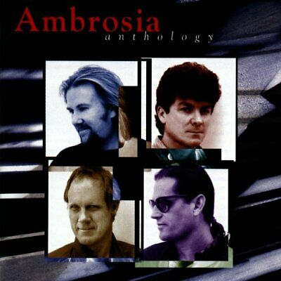 AMBROSIA - Anthology - CD - **BRAND NEW/STILL SEALED**