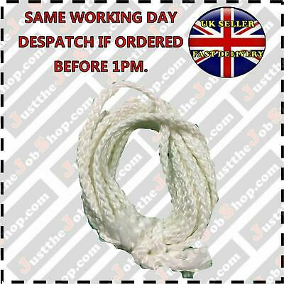Heavy Duty Picture Cord White 3 Metres