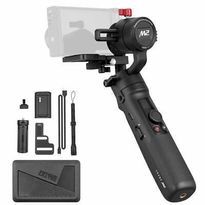 AU Zhiyun Crane M2 Stabilizer Gimbal 3 Axis All in One for Smartphone Action Cam