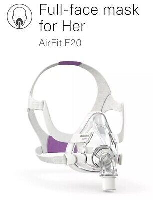Resmed Airfit F20 For Her Small CPAP Mask