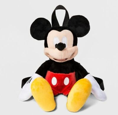 Toddler Disney Mickey Mouse & Friends Mickey Mouse Plush Backpack