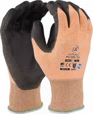 5 X Pairs Ultimate Industrial Kutlass® XPRO5 Nitrile Work Gloves Cut 5 Resistant