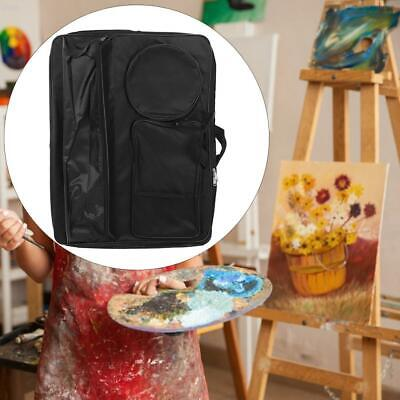 Waterproof Painting Tool Carrying Bag Drawing Board Bag Portable Black Durable