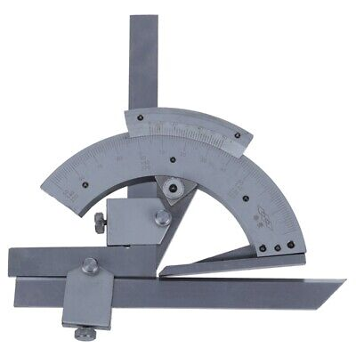 Universal protractor stainless steel 0-320 degrees B4I4