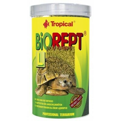 Tropical BIOREPT L 500ml  STAPLE FOOD FOR TORTOISES