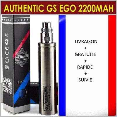 EGO GS 22000 MAH GRIS+ Chargeur